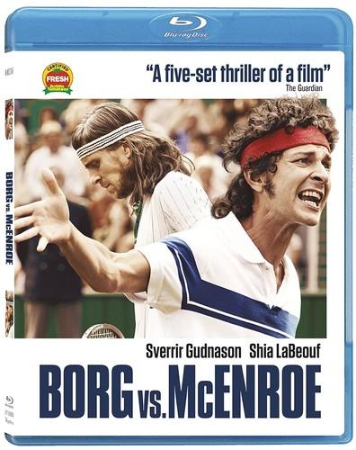 Borg vs. McEnroe [Movie] - Borg vs. McEnroe