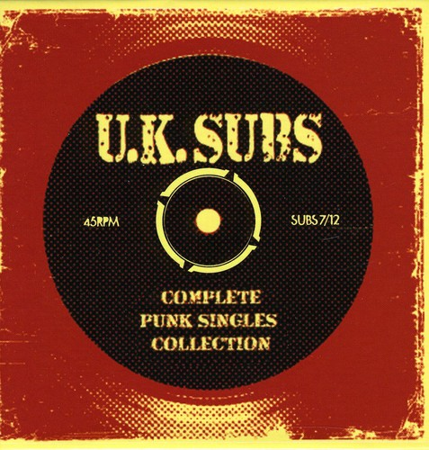 Complete Punk Singles Collection [Import]