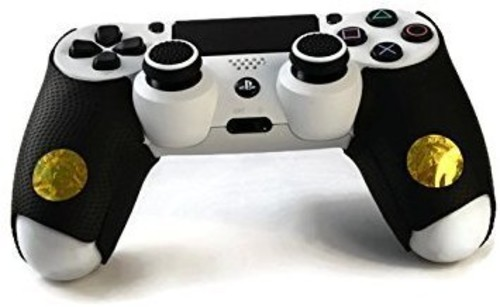 Wicked-Grips High Performance Controller Grips + T - Wicked-Grips High Performance Controller Grips + Thumb Grips Combo forSony PlayStation 4