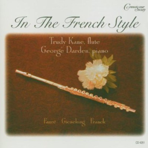 In the French Style Music for Flute & Piano