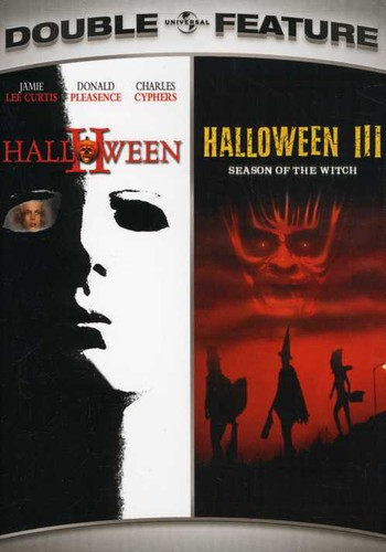 Halloween [Movie] - Halloween II / Halloween III: Season of the Witch [Double Feature]