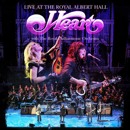Heart - Live at The Royal Albert Hall with The Royal Philharmonic Orchestra