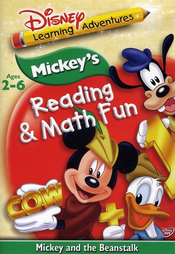 Reading, Math and More: Mickey and the Beanstalk