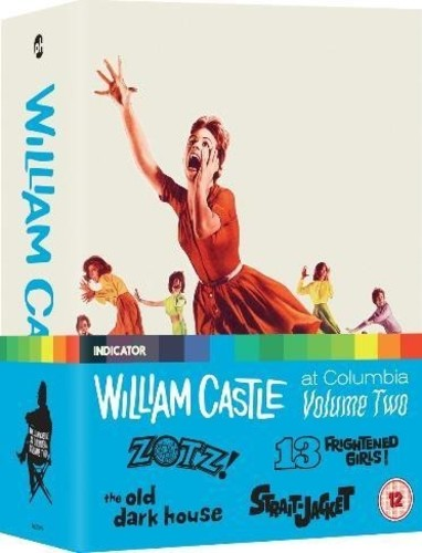 William Castle Box Set Vol 2 - William Castle at Columbia: Volume Two
