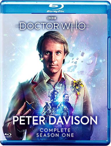 Doctor Who: Peter Davison: Complete Season One