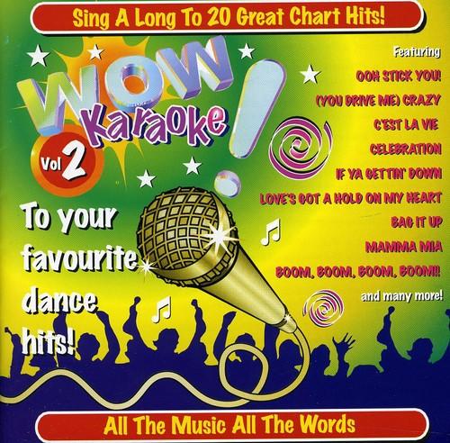 Wow Let's Karaoke, Vol. 2