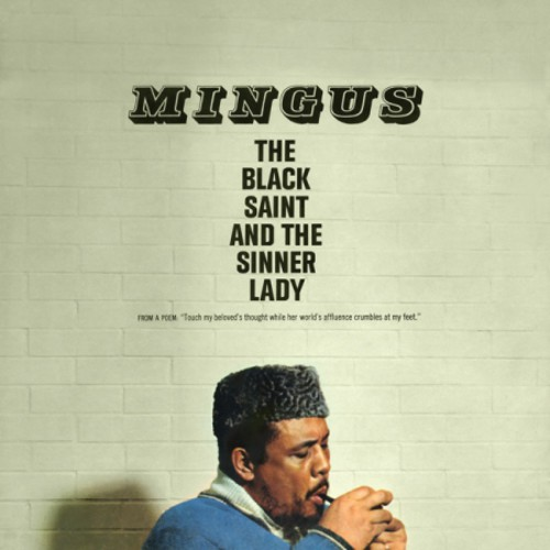 Charles Mingus - The Black Saint & The Sinner Lady [Vinyl]