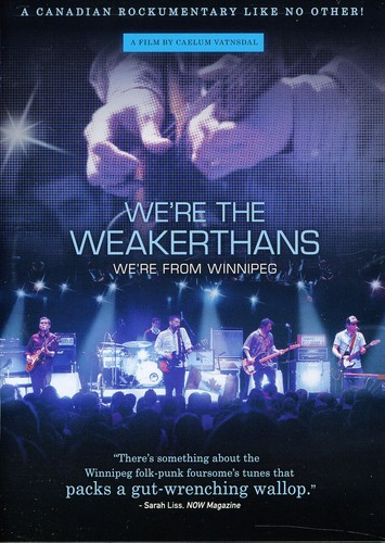 We're the Weakerthans We're From Winnipeg [Import]