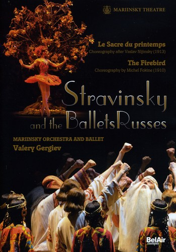 Stravinsky & the Ballets Russes