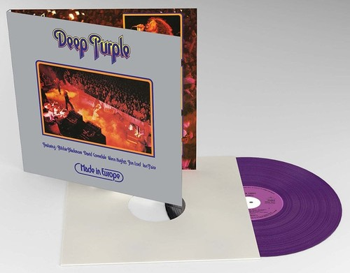 Made In Europe (Purple Vinyl) [Import]