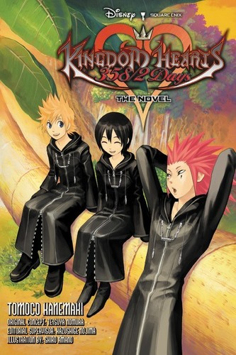 - Kingdom Hearts 358/2 Days: The Novel (light novel)
