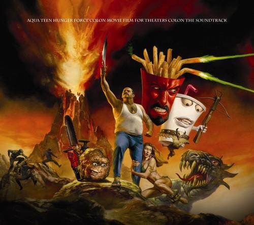 - Aqua Teen Hunger Force Colon Movie Film / O.S.T.