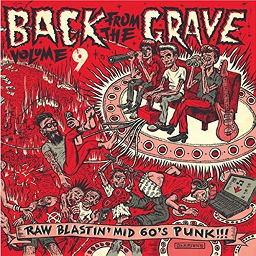 Back from the Grave 9 /  Various