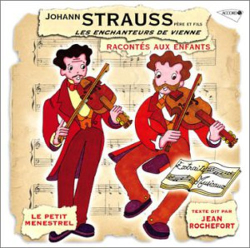Strauss J: Pere Et Fils Raconte Aux Enfants
