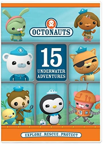Octonauts: 15 Underwater Adventures