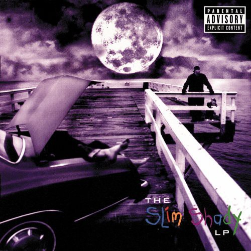 Eminem - The Slim Shady LP [LP]