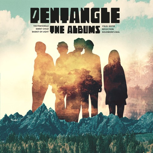 Pentangle - Albums: 1968-1972 (Box) (Uk)