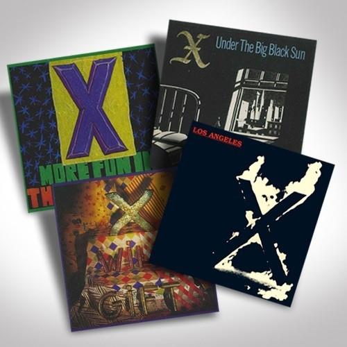 X Vinyl Bundle