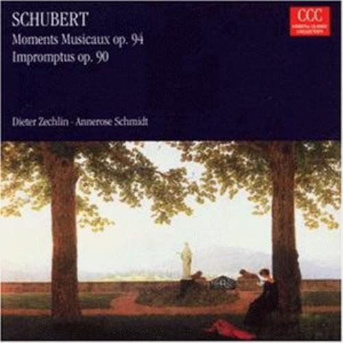Moments Musicaux Op. 94 /  Impromptus Op. 90