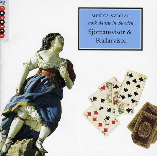 Musica Sveciae: Folk Music In Sweden, Vol. 15 - Songs Of Sailors AndNavvies