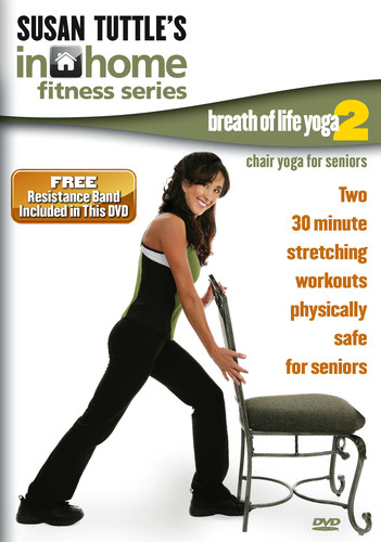Susan Tuttle: Chair Resistance Band 2 Workout