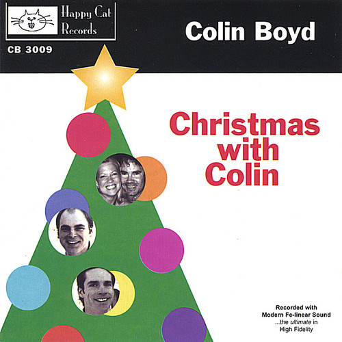 Christmas with Colin