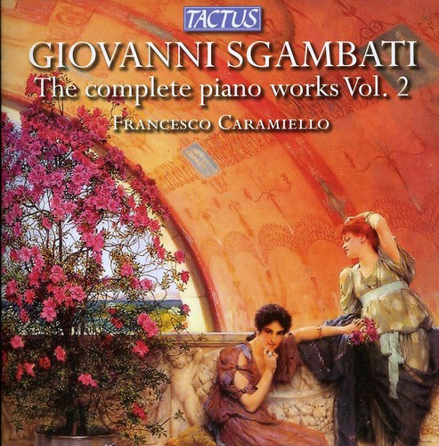 Francesco Caramiello - Complete Piano Works 2