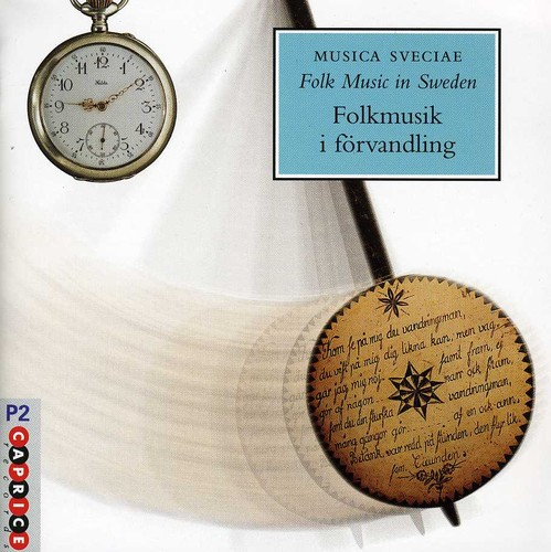 Folk Music in Sweden 25 /  Various