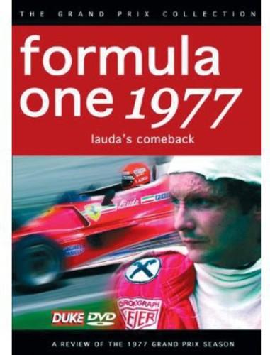F1 Review 1977 Lauda's Comeback