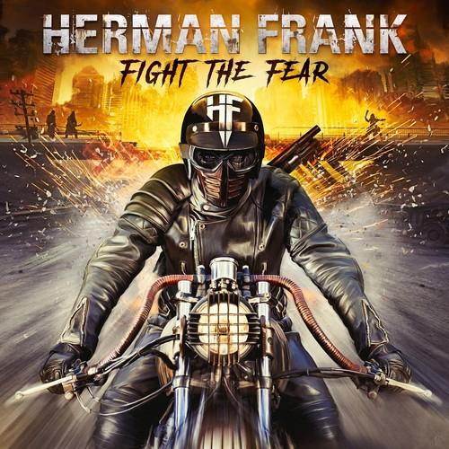 Herman Frank - Fight The Fear [Digipak]