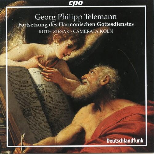 Cantatas: Fortsetzung Harmonischen Gottesdienstes