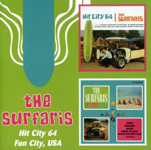 Hit City 64: Fun City USA [Import]