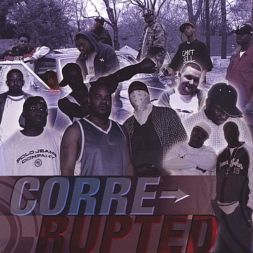 Corre-Rupted /  Various