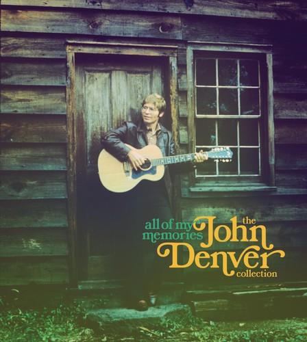 John Denver - All Of My Memories: The John Denver Collection [Box Set]