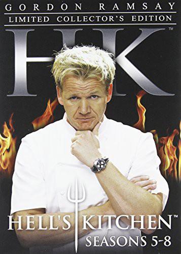 Hell's Kitchen: Season 5-8