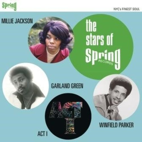 Stars Of Spring /  Various [Import]