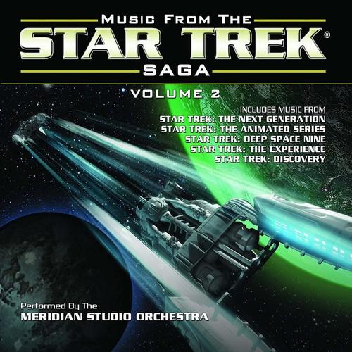 Music From the Star Trek Saga, Volume 2