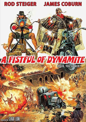 - Fistful Of Dynamite Aka Duck You Sucker (1971)