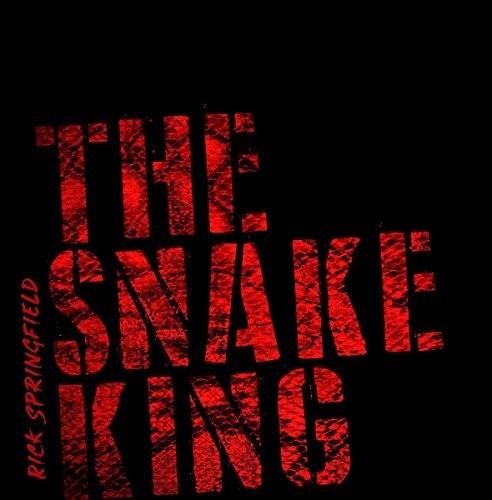 Rick Springfield - The Snake King [Import LP]