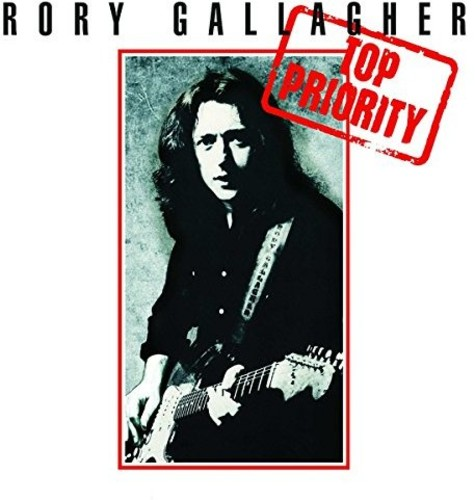 Rory Gallagher - Top Priority [Import LP]