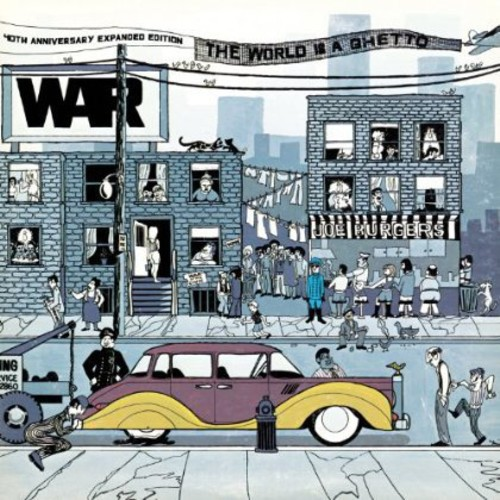 War - World Is A Ghetto [40th Anniversary)