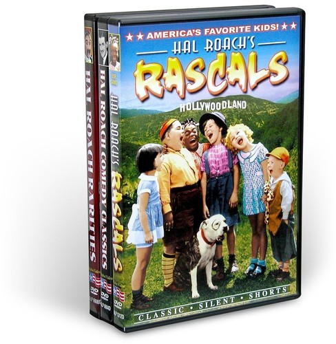 Hal Roach: The King of Comedy Collection (3-DVD)