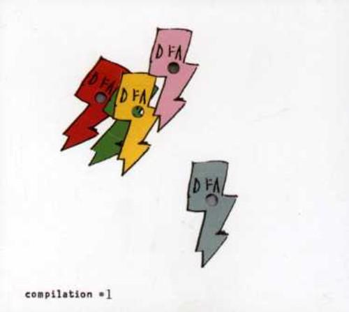 DFA Records Presents: Compilation 1