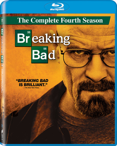 Breaking Bad [TV Series] - Breaking Bad: The Complete Fourth Season