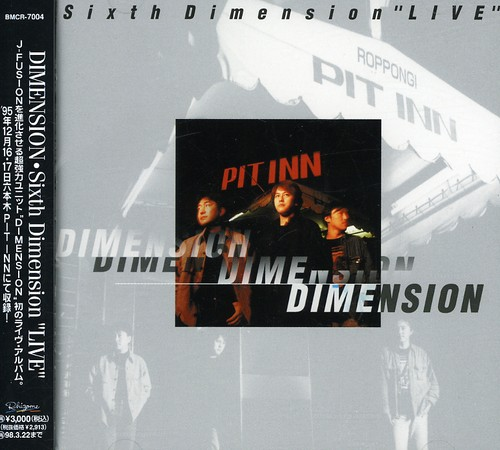 6th Dimension-Live [Import]