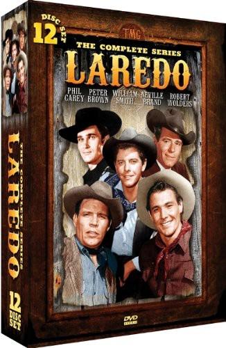Laredo: The Complete Series