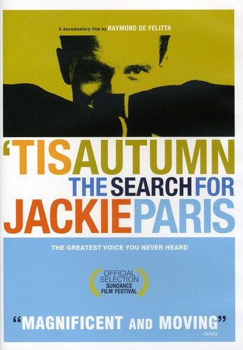 Tis Autumn: The Search for Jackie Paris