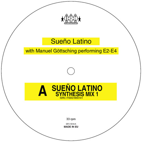 Sueno Latino (Synthesis Mix)