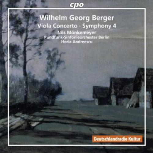 Viola Concerto & Symphony No. 4