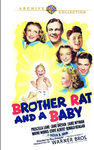 Brother Rat and a Baby